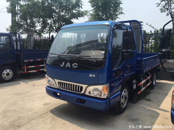 新车促销蚌埠康铃H5载货车现售9.8万元