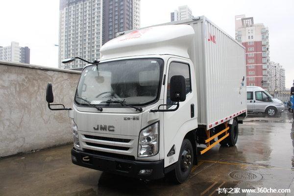 新车促销阳江凯运升级版载货售10.38万