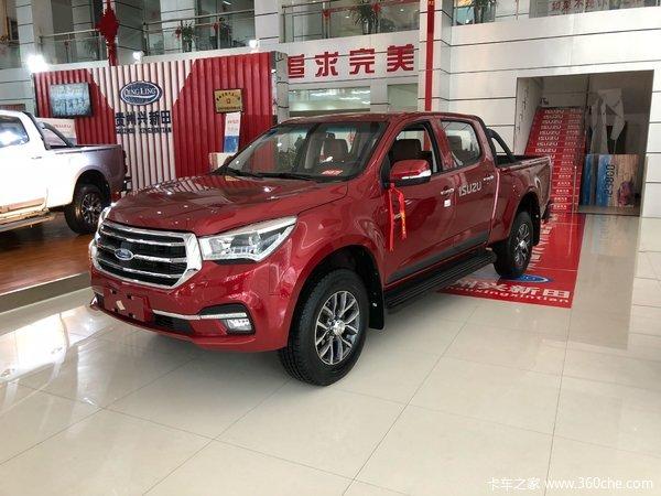 新车到店贵阳达咖TAGA皮卡仅售14.38万