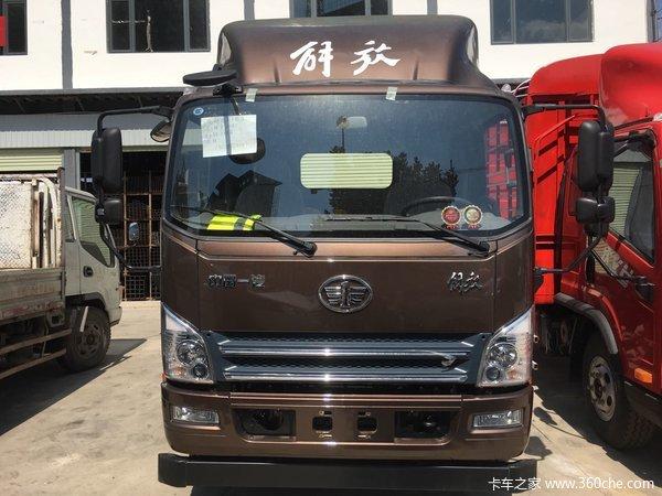 包牌15.38万元大理春晓虎V载货车促销