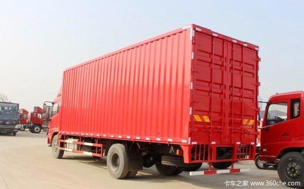 新车促销上海东风天锦载货车现12.5万