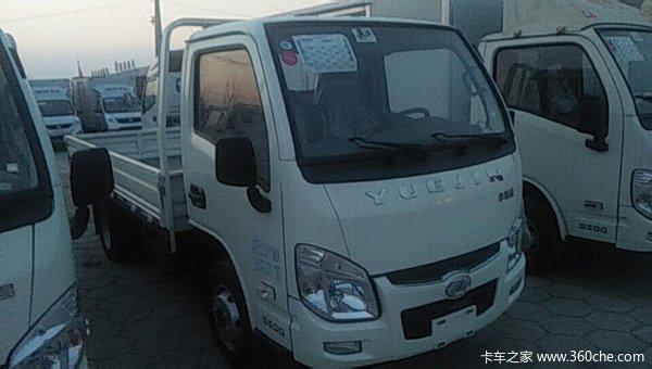 冲刺销量聊城小福星S载货车仅售4.2万元