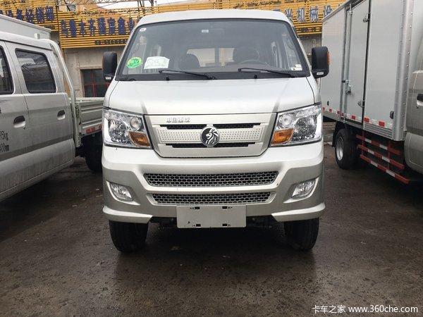 直降0.2万元乌鲁木齐王牌W1载货车促销