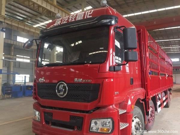 喜提车1台德龙新M3000载货车交付客户