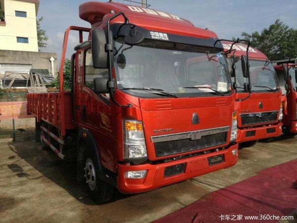 仅售11.3万元合肥悍将载货车3月促销中