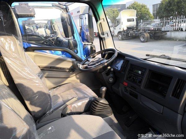 直降5000元嘉兴帅铃K340载货车促销中