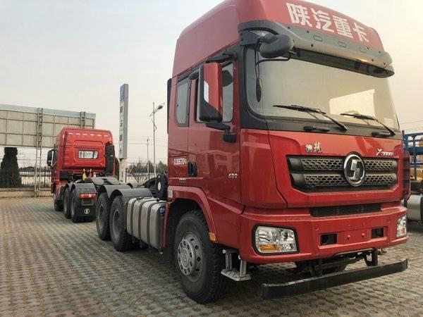 仅售35.5万 北京德龙X3000牵引车促销中