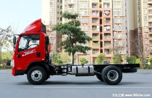 J6F高端轻卡九江全民让利反馈大促销