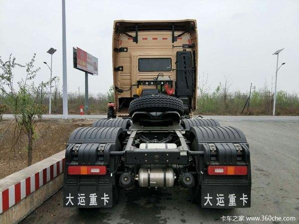 13米挂车可以送?大运重卡N9H重磅来袭