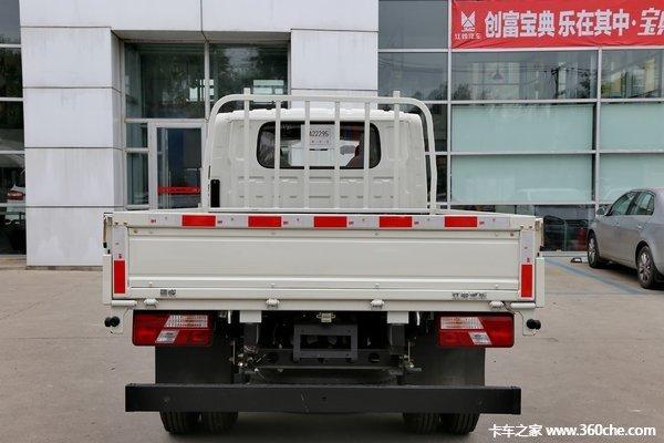 新车促销阳江凯锐800载货车现售12.4万