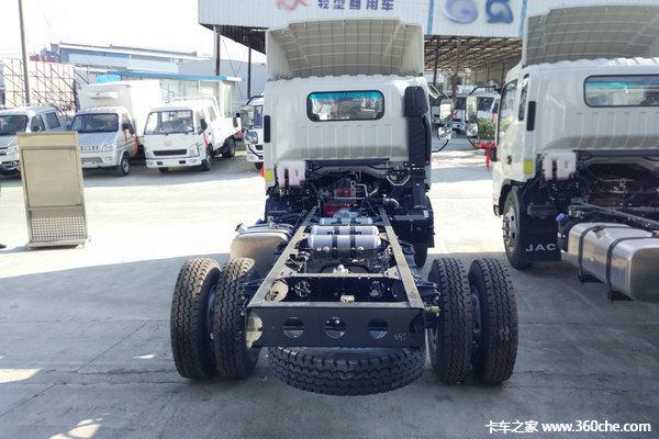 仅售11.3万元湛江帅铃H载货车促销中