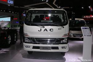 让利促销 海口骏铃V6载货车现售11.08万