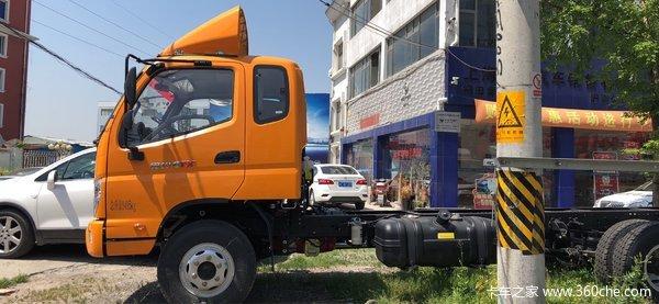 直降0.5万元上海奥铃CTX载货车促销中