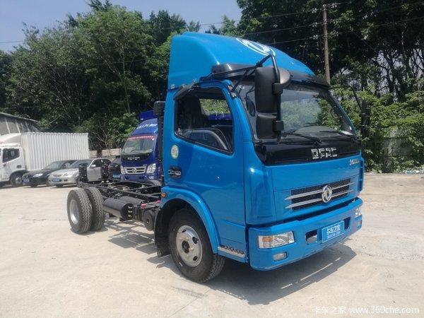 让利促销江门多利卡D6载货车现售8.5万