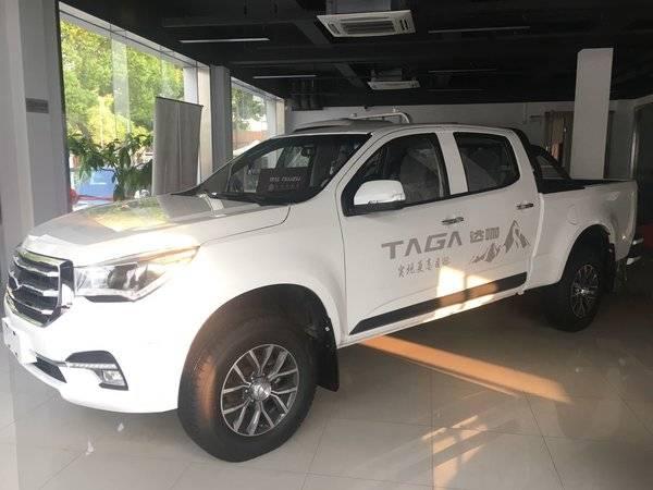 直降3千 上海庆铃达咖TAGA皮卡火热促销