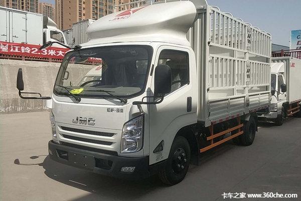 新车促销阳江凯运升级版现售11.18万起