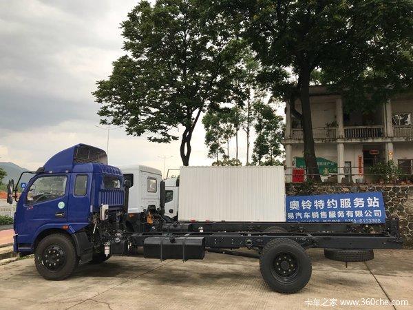 直降1.0万元肇庆多利卡D8载货车促销中