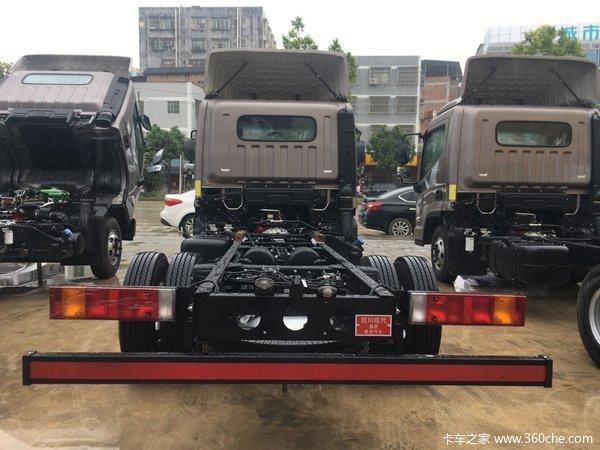 让利促销南宁盛图载货车现售12.28万元