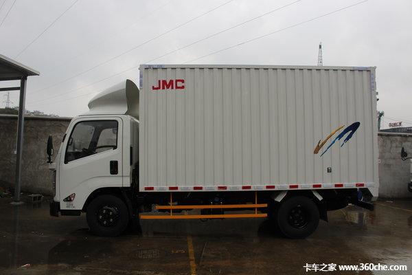 仅售10.38万元阳江凯运载货车促销中