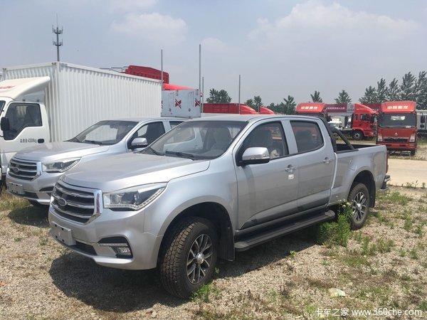 新车到店淮安达咖TAGA皮卡仅售10.98万