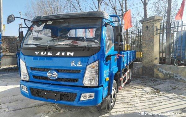 新车到店上海上骏X载货车仅售8.19万元