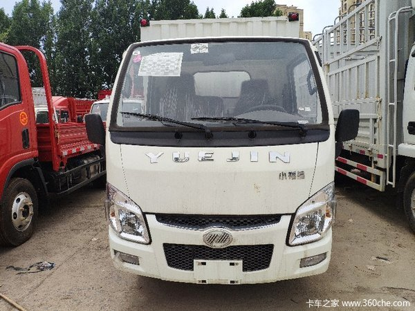 仅售5.78万元安阳小福星S载货车促销中