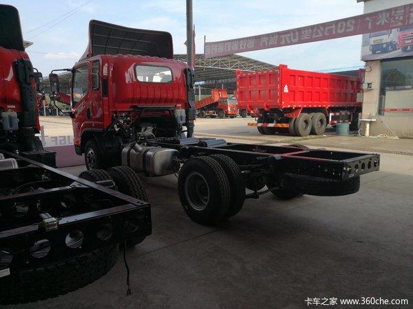 夏日钜惠达州市J6F载货车钜惠0.5万元