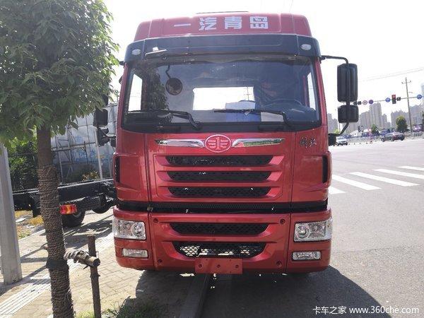 回馈用户绍兴龙VH载货车钜惠0.7万元
