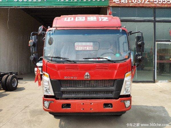 让利促销安阳统帅载货车现售13.4万元