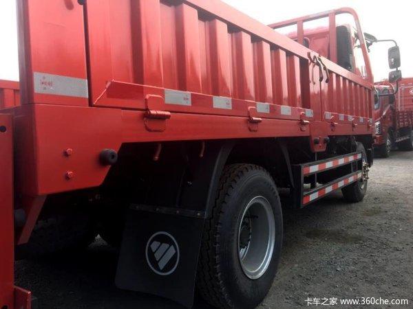 冲刺销量石家庄瑞沃ES3载货车售12.5万