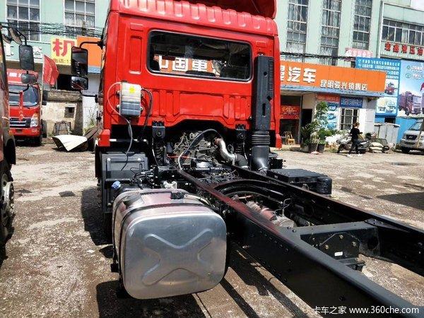 端午节促销昆明骏兴豪曼H5载货车促销