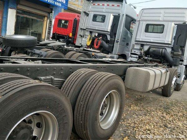 直降4.0万元宿州欧曼EST载货车促销中
