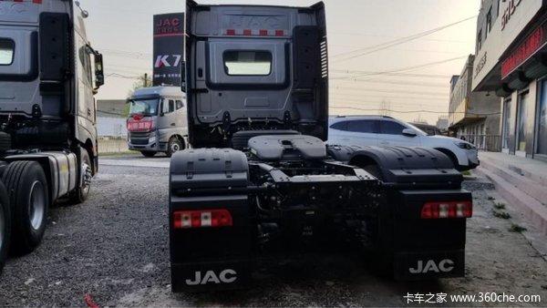 仅售33.8万淮南格尔发K7牵引车促销中
