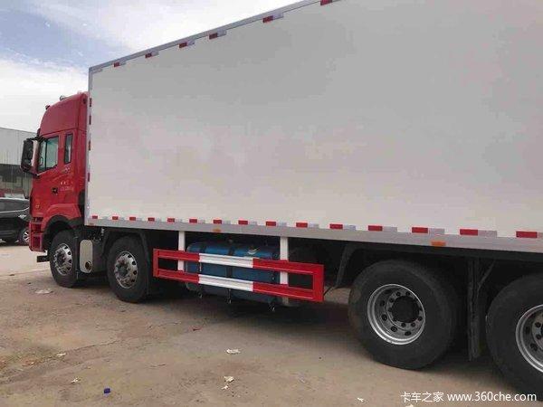 直降0.4万元郑州格尔发K5载货车促销中