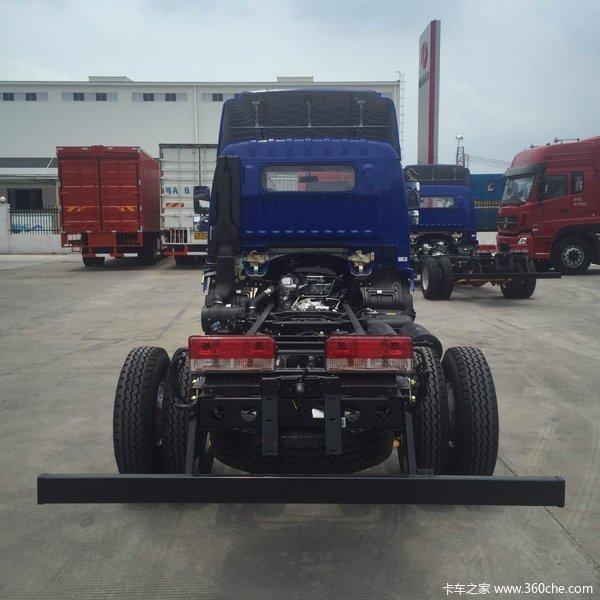 直降0.3万元广州凯普特K6载货车促销中