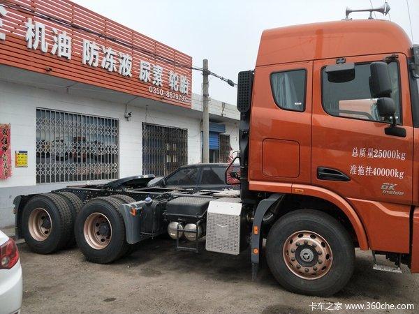 忻州联合卡车U440直降五千速来抢购