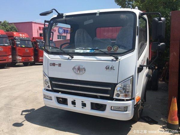 仅售11.3万上海解放虎V载货火热促销中