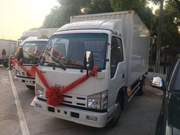 直降2万 上海庆铃100P厢车火热促销中