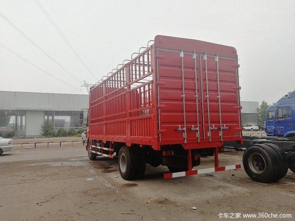 直降0.5万元郑州乘龙M3载货车促销中
