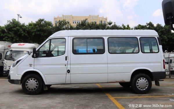 直降0.8万元上海特顺封闭货车促销中
