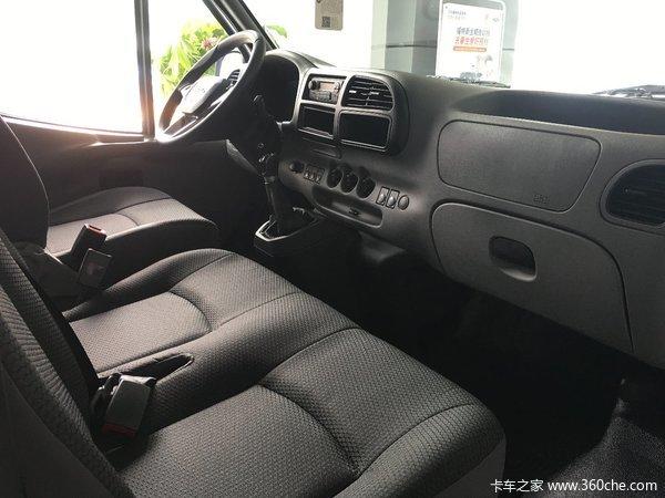 新车到店南京特顺封闭货车仅售10.68万