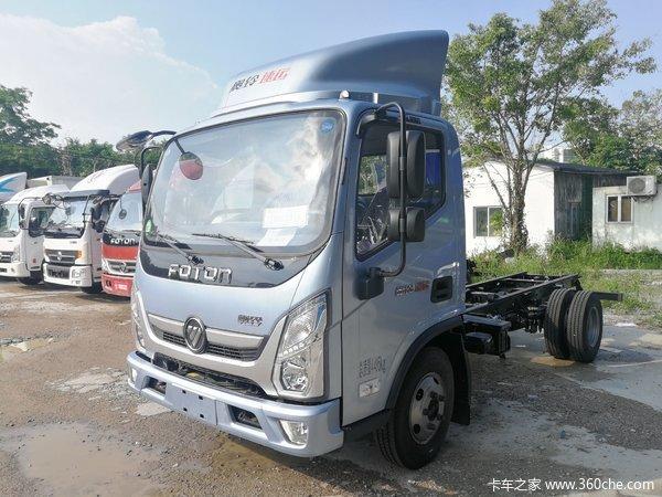 新车到店江门奥铃速运载货车仅售9万元
