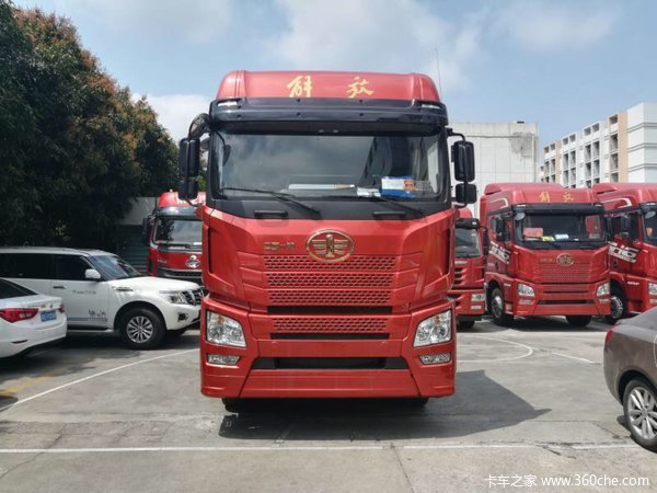 直降3.4万元深圳解放JH6牵引车促销中