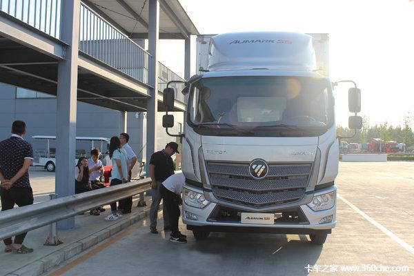 高端卡车海口欧马可S5载货车仅18.5万
