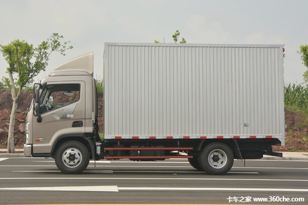 新车促销海口盛图载货车现售16.88万元
