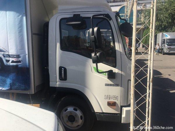 直降0.3万元乌市骐铃H300载货车促销中