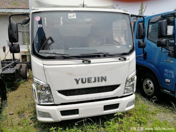仅售9.8万元扬州超越C300载货车促销中