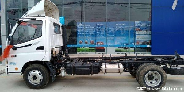 特价一台濮阳欧马可3系载货直降1.4万