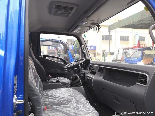 处理库存杭州骏铃V6载货车直降0.8万元