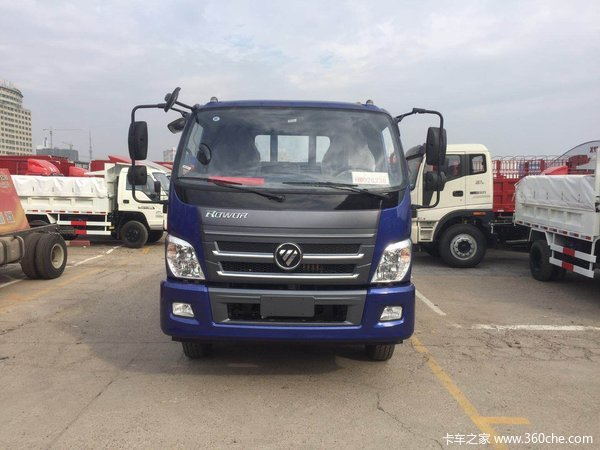 直降4千长沙福田公路运输型自卸车促销